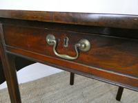 English 18th Century Shaped Top Side Table (6 of 10)