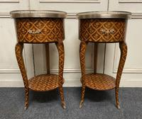 Finest Pair of French Bedside Tables (15 of 29)