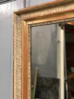 Large French landscape overmantle mirror (3 of 6)