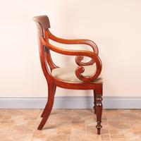 Set of Eight 19th Century Mahogany Dining Chairs (19 of 26)