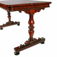 Georgian Rosewood Library Table (5 of 8)