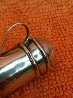Antique Sterling Silver Hallmarked Miniature Pepper Shakers, 1905 Chester Cornelius Desormeaux Saunders & James Francis Hollings (frank) Shepherd (10 of 12)