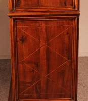 Italian Credenza In Walnut And Pear Wood Inlays - 17th Century (9 of 13)