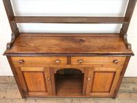 19th Century Oak Kitchen Dresser (8 of 11)
