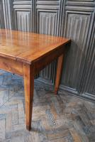 French Cherrywood Farmhouse Table (6 of 7)