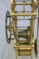 Victorian 6 Spoke Skeleton Clock (5 of 5)