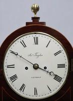 Regency Mahogany Inlaid Bracket Clock by Thwaites & Reed (3 of 8)