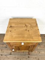 Rustic Antique Pine Side Cupboard (5 of 8)
