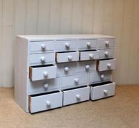 Early 20th Century Painted Collectors' Drawers (5 of 5)