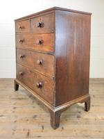 Antique Oak Chest of Drawers (9 of 10)