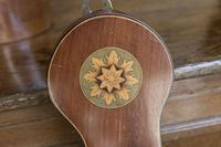 Mercurial Barometer with Satinwood Inlay (2 of 4)