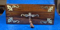 Victorian Jewellery Box with Mother of Pearl Inlay (3 of 13)