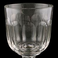 Large Georgian Glass Rummer (6 of 6)