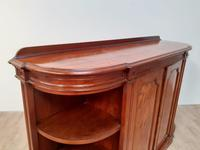 Victorian Mahogany Cupboard by Howard & Sons (6 of 7)
