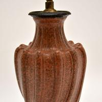 Antique Marble Table Lamp (5 of 6)
