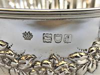 Superb Edwardian Silver Rose Bowl (5 of 6)