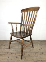 Victorian Ash & Elm Windsor Armchair (8 of 14)