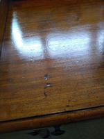 Victorian Mahogany Galleried Writing Table (4 of 6)