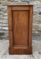Antique Victorian Mahogany Bedside Pot Cupboard (2 of 16)