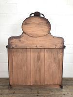 Victorian Mahogany Mirror Back Chiffonier Sideboard (6 of 13)