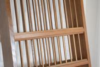 Solid Oak Wall Mounted Plate Rack (4 of 10)