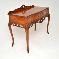 Antique French Style Walnut Server Table (8 of 11)