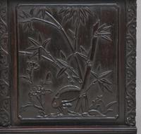 19th Century Chinese Carved Cabinet (11 of 12)