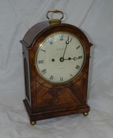 Simpson of London Georgian Bracket / Table Clock