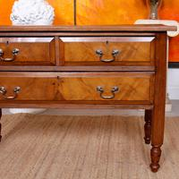 Chest of Drawers Edwardian Mahogany (3 of 11)