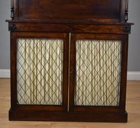 Victorian Rosewood Chiffonier (4 of 9)