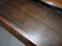 18th. Century Dutch Oak Bombe Chest (6 of 8)