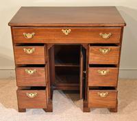 Mahogany Kneehole Desk 18th Century (5 of 5)