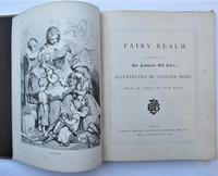 Fairy Realm, illustrated by Gustave Doré, rare children's fairy tale book, c1867 (3 of 6)