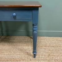 Georgian Painted Antique Side Table (3 of 6)