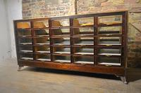 1920s Bronze Counter with Drawers (8 of 9)