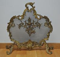 Antique French Rococo Fireguard (6 of 6)