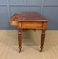 Victorian Mahogany Side Table (7 of 15)