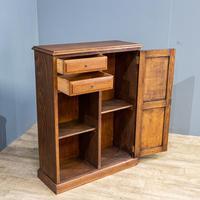 Oak Hall Cabinet (2 of 6)