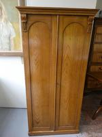 19th Century Painted Pine Cupboard (11 of 12)