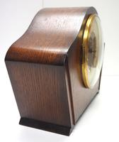 Smiths Arched Top Art Deco Mantel Clock – Musical Westminster Chiming 8-day Mantle Clock (7 of 9)