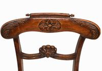 Set of 6 Regency Dining Chairs Rosewood c.1811 (4 of 8)