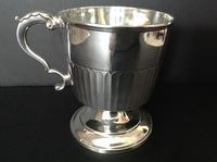 Paul Storr Antique Georgian Silver Pedestal Cup - 1800 (3 of 8)