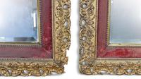 Pair of Carved Giltwood Mirrors (4 of 5)