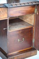 Victorian Mahogany Twin Pedestal Sideboard (6 of 12)