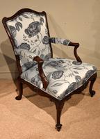 Superb Quality 19th Century Gainsborough Armchair (8 of 10)