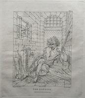 Gallery of 14 Historical Engravings Painted by Benjamin West (7 of 33)