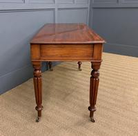 Victorian Mahogany Side Table (4 of 15)