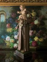 Bohumil Kafka RARE Carved Statue Sculpture St Anthony & Jesus (29 of 32)