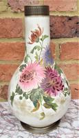 Doulton Burslem Large Eggshell Ground Vase c.1885 (2 of 11)
