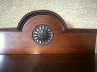Edwardian Carved Mahogany Display Cabinet / China Cabinet (8 of 13)
